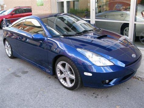 2004 Toyota Celica 2004 Toyota Celica Pictures Cargurus