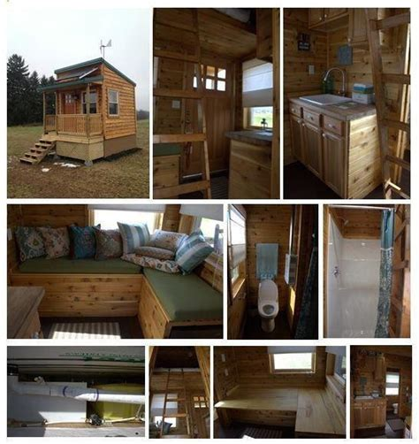 112 square feet off grid tiny house with folding porch roof off grid micro cabin tiny house pins