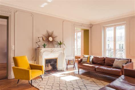 Carrelage Murale Salle De Bain 3071 by Grand Appartement Haussmannien 180m2 R 233 Tro Salon