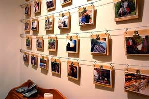 photo hanging ideas creative vacation photo displays family photos