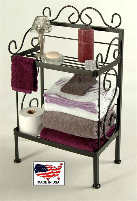 bathroom storage rack grace bathroom storage racks for towels and bath room tissue
