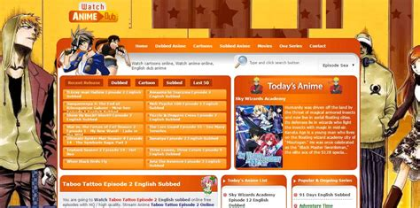 anime free to watch online english sub 30 websites to watch cartoons online for free free apps