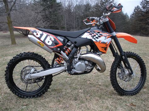 motocross bike ktm 125 sx dirt bike bikes ktm 125 dirt