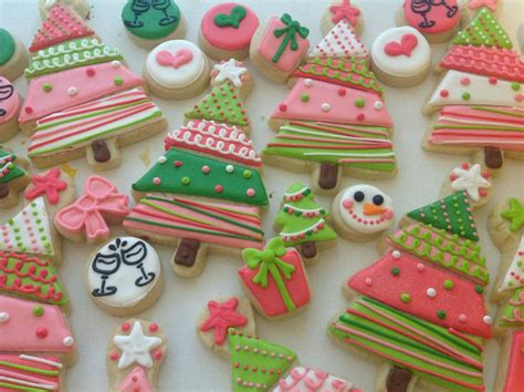 w409 christmas cookies sugar cookies and cookie decorating
