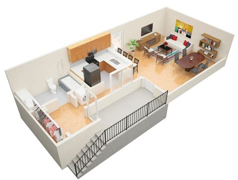 spacious studio one and two bedroom apartments in seattle 1 2 bedroom loft apartments in atlanta mariposa lofts