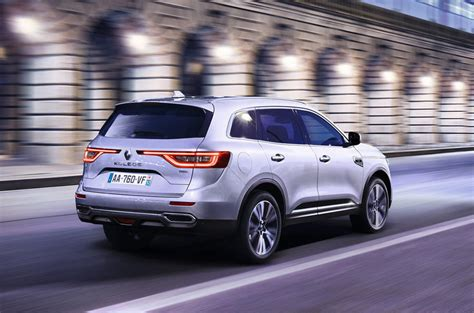 renault koleos 2017 7 seater renault koleos uk specs confirmed as order books open