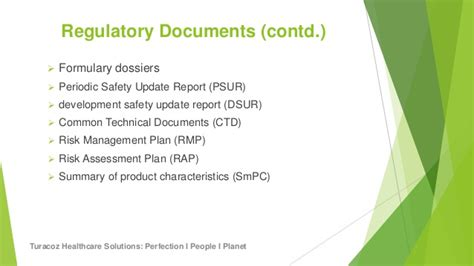 Periodic Safety Update Report Template Regulatory Writing Turacoz Healthcare Solutions