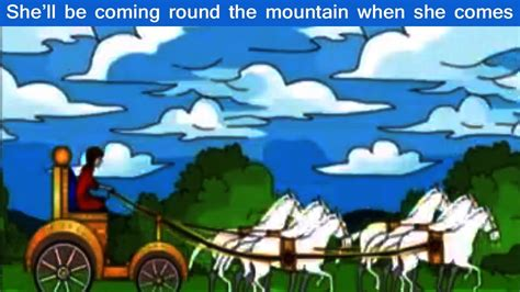 Comin The Mountain