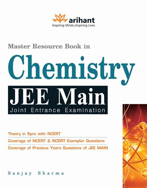 Uptu Mba Entrance Books by Master Resource Book In Chemistry For Jee Entrance
