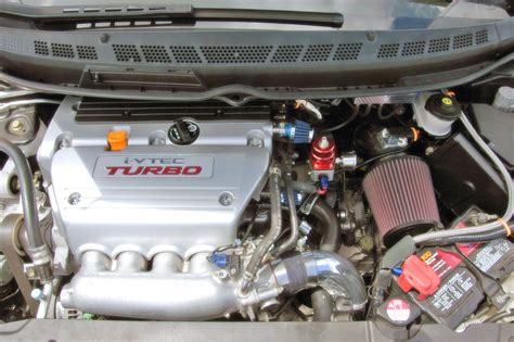 Hp 044 Aj serious turbo power for the 2006 09 honda civic si all japanese performance