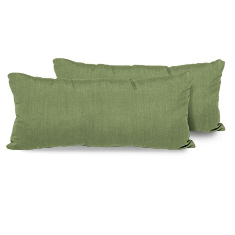 Outdoor Rectangular Pillows by Tk Classics Cilantro Outdoor Throw Pillows Rectangle