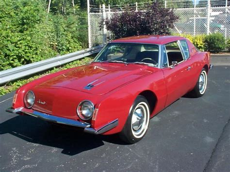 1963 Studebaker Avanti Values   Hagerty Valuation Tool®