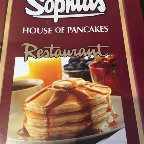 Sophias House Of Pancakes Grand Ledge Menu Prices Restaurant Reviews Tripadvisor