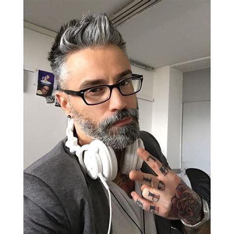 long salt and pepper beards 17 best images about hairstyles long curly on pinterest