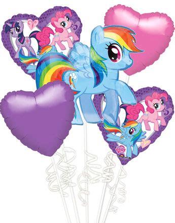 Balon Foil Pony Pink my pony balloons delights