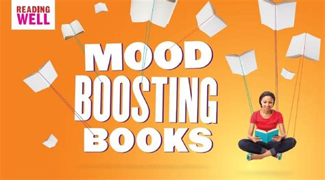 read comfortably reading well mood boosting books list 2013 reading agency