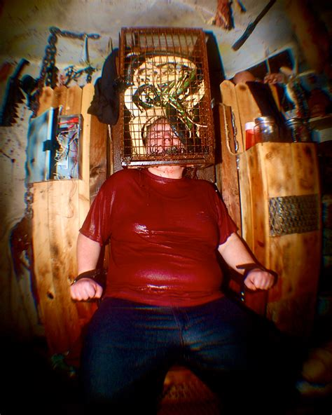 Scariest Haunted House In California by Mckamey Manor Is A Quot Golden Ticket Quot For Most