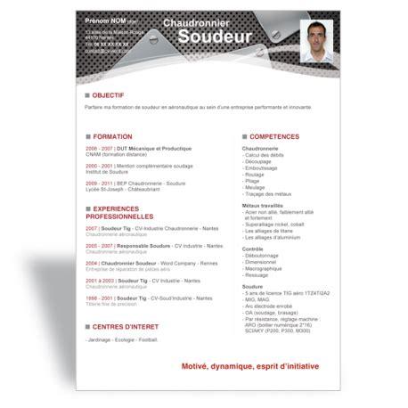 Modèle Cv Mise En Page by Resume Format Modele De Cv Gratuit A Telecharger Sur Mac