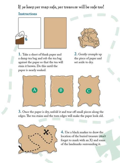 best 25 pirate treasure maps ideas on pinterest