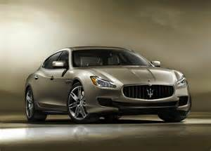 Maserati 2014 Quattroporte 2014 Maserati Quattroporte Officially Revealed