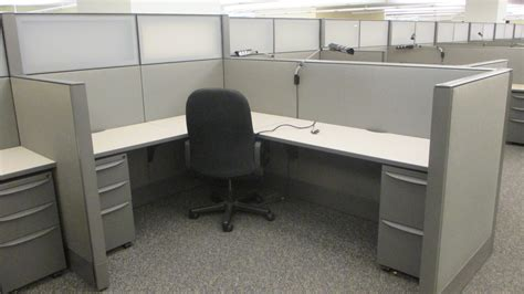 haworth premise 6x8 used office cubicles used cubicles