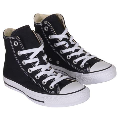 converse all high top sneaker black 117235 at hoodboyz