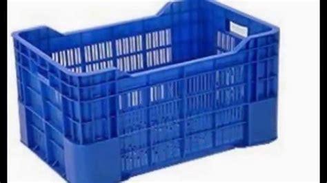 plastic crates plastic crates
