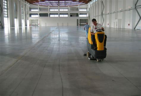 pulizia pavimenti industriali euroclean 187 trattamento pavimentazioni industriali