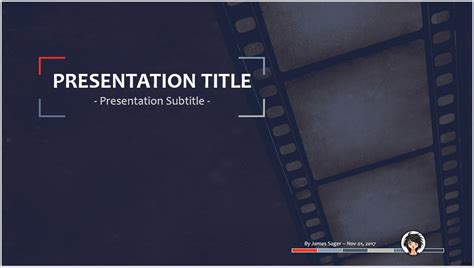 free movie film ppt 64811 sagefox powerpoint templates