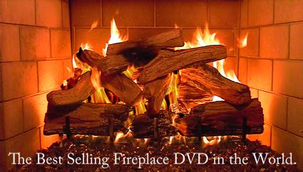 Crackling Fireplace Dvd by Plasmavironments Fireplace Dvd The Ultimate