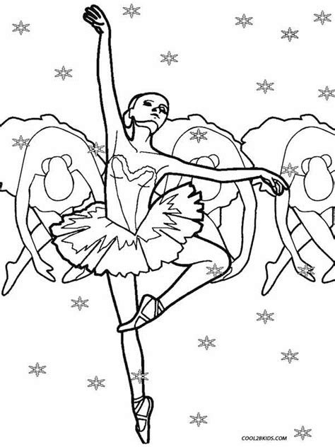 Nutcracker Coloring Pages To Print by Printable Ballet Coloring Pages For Cool2bkids