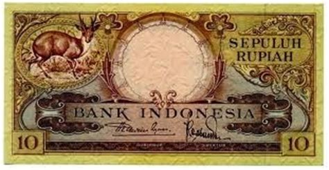 Uang Lama Pecahan 500 Orangutan uang kuno indonesia yang paling dicari kolektor panduan