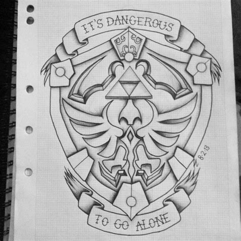 tattoo design course different quote of course otherwise a legit design