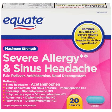 Migraines Allergies And Work by Can Benadryl Cause A Headache