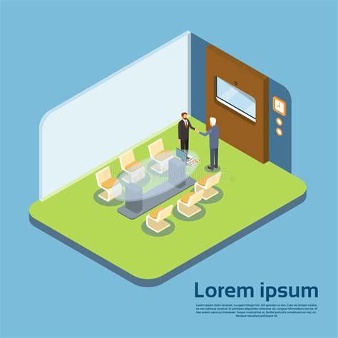 dell ufficio gente di affari dell interno moderno dell ufficio