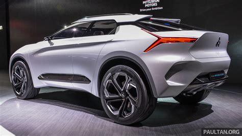 mitsubishi concept 2017 2017 mitsubishi e evolution concept elektrik