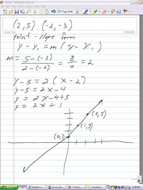 Aljabar Linnier review materi semester 1 anak tc its aljabar linear