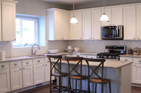 strand glas backsplash gray granite countertops design ideas