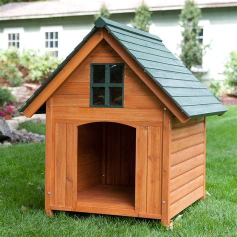 Boomer George T Bone A Frame Dog House Dog Houses At