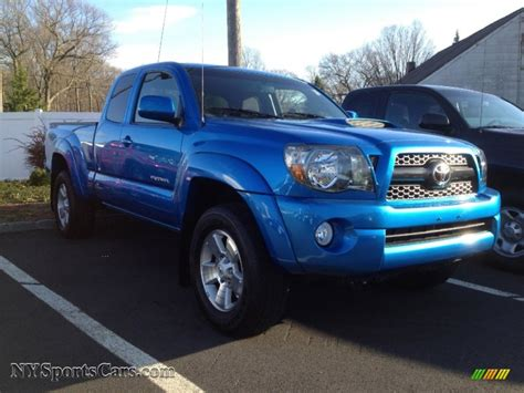 2011 Toyota Tacoma Access Cab 4x4 For Sale 2011 Toyota Tacoma V6 Trd Sport Access Cab 4x4 In Speedway
