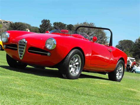 1962 Alfa Romeo by 1962 Alfa Romeo Giulietta Spider For Sale Classiccars