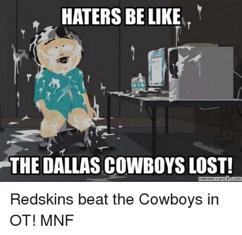 Cowboys Hater Meme - funny dallas cowboy pictures