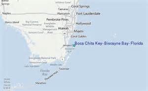 boca chita key biscayne bay florida tide station