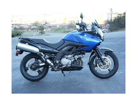 2007 Suzuki V Strom 1000 Review Buy 2007 Suzuki V Strom 1000 On 2040motos