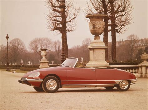 vintage convertible classic citroen ds convertible buying guide