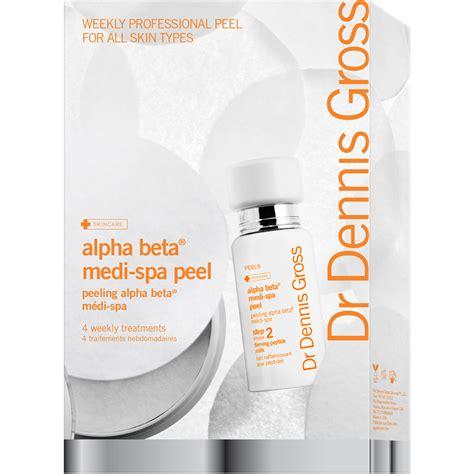 Paling Dicari Hello Hk Spa Peeling Gel Shop Exfoliating Ex dr dennis gross alpha beta medi spa 4 pack reviews skinstore