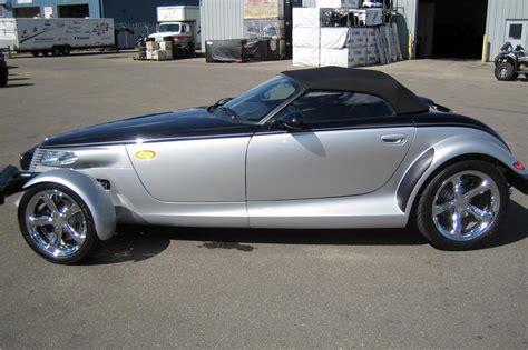 how cars work for dummies 2001 chrysler prowler regenerative braking 2001 plymouth prowler convertible 187237
