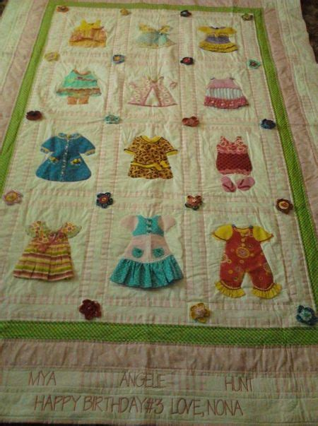 quilt pattern with baby clothes 205 best images about baby clothes quilts on pinterest
