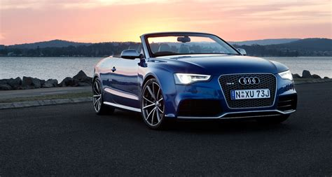 Audi Rs5 Cabrio by Audi Rs5 Cabriolet Review Caradvice