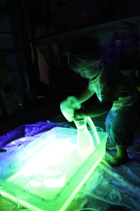 glow in the paint experiments 17 best images about preschool glow in the activities